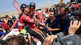"""Dakar: """"On pouvait faire mieux"""" confie Loeb"""