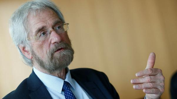 Euro zone to open race for replacement of ECB's Praet