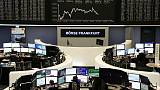 الأسهم الأوروبية تتضرر من تحذير من سوسيتيه جنرال واحتكاكات مع هواوي
