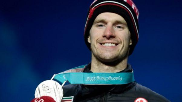 Snowboard: le vice-champion olympique canadien Max Parrot souffre d'un cancer
