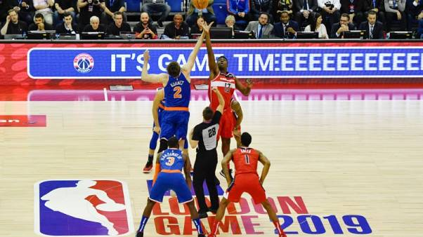 NBA - Heartache for Knicks as basketball steals London spotlight