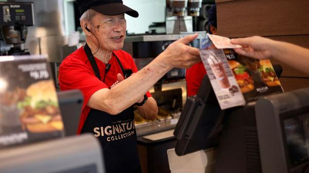 Ageing Singapore: City-state helps firms retain workers past retirement age