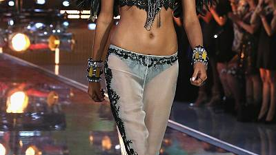 L'Ange De Victoria's Secret va rechauffer Istanbul