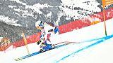Ski alpin: la fin programmée du combiné, à Wengen