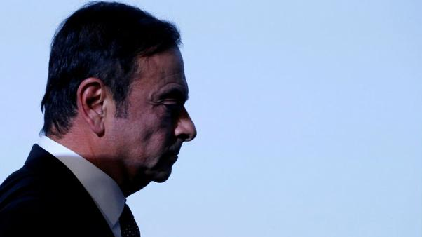 Ghosn received $9 million improperly from Nissan-Mitsubishi JV - companies