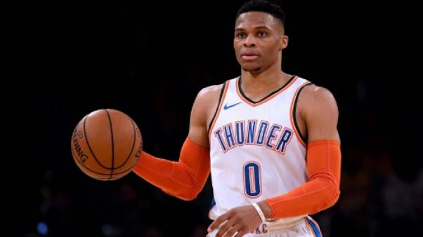 NBA : les Lakers contrarient Oklahoma City