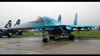 Russia, scontro tra due caccia