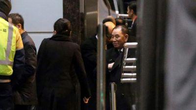 Un haut responsable nord-coréen à Washington pour rencontrer Trump