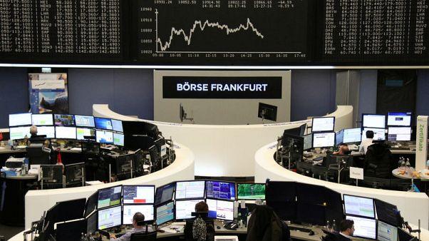 أسهم أوروبا ترتفع لأعلى مستوى منذ أوائل ديسمبر