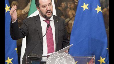 Salvini, Legittima difesa entro febbraio