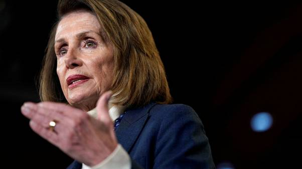 House Speaker Pelosi accuses Trump of endangering U.S. troops, lawmakers