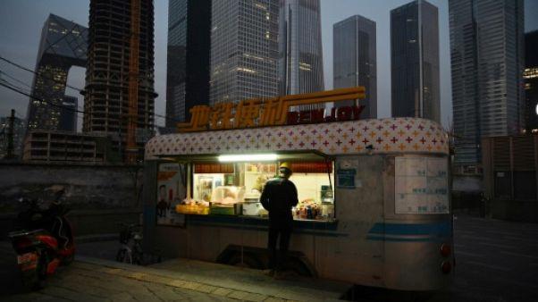 Chine: la croissance attendue à son plus faible niveau en près de 30 ans