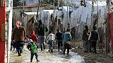 Neige, pluie et vent: les réfugiés syriens au Liban endurent leur pire hiver