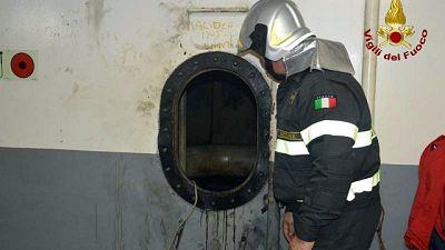 Operaio muore asfissiato in cisterna