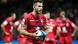 Coupe d'Europe: pour Toulouse-Bath, Holmes titulaire, Ramos sur le banc