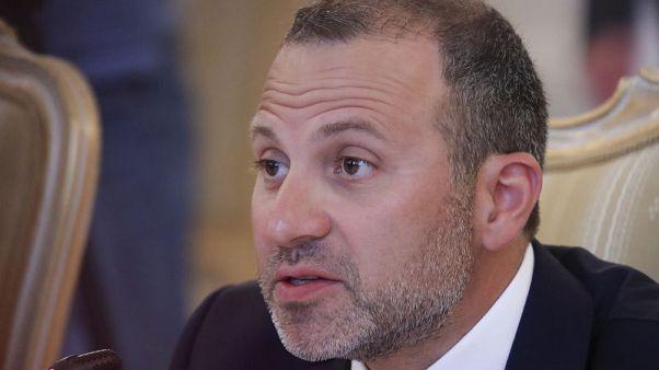 Lebanon's FM calls for Syria's return to Arab League