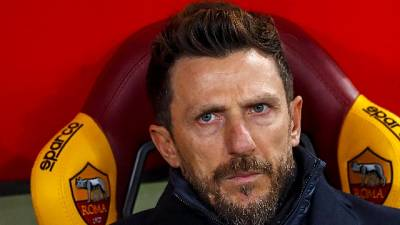 Di Francesco, Torino? Roma deve vincere