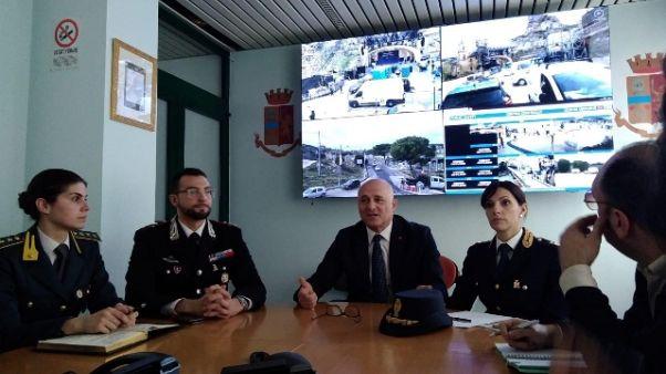 """Matera 2019, """"Garantiremo la sicurezza"""""""