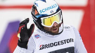 Sci: Schwarz vince combinata Wengen