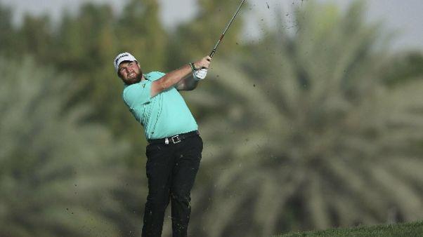 Golf: Lowry in fuga ad Abu Dhabi