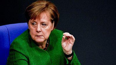 Merkel, mi piace stile pacato di Conte