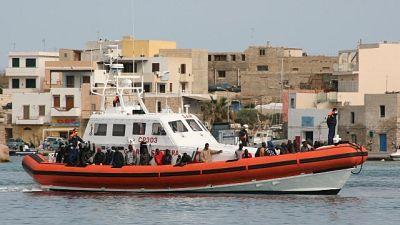 Migranti: 67 giunti a Lampedusa