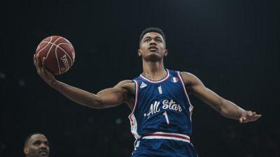 Mondial-2019 de basket: le jeune Maledon pour la 1re fois en équipe de France