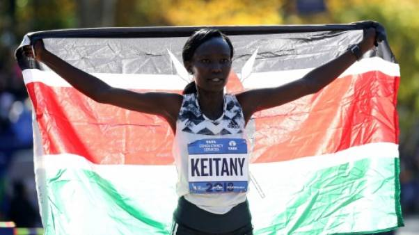 Marathon de Londres: avec Cheruiyot et Keitany en avril