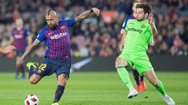 Coppa del Re: respinto ricorso Levante