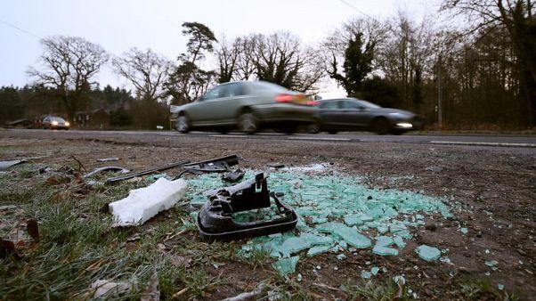 الأمير البريطاني فيليب يجري فحوصا طبية بعد حادث سيارة
