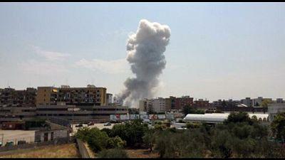 Esplosione fabbrica fuochi:patteggiamto