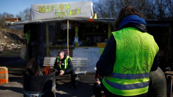 Explainer - 'Yellow vest' crisis exposes limits of French welfare system
