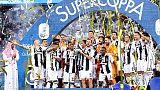Juve: festa Supercoppa prima del Chievo