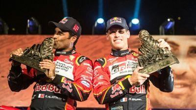 Après son 3e Dakar, Al-Attiyah veut donner l'or olympique au Qatar... en tir