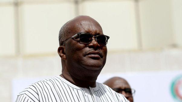 Burkina Faso cabinet resigns - TV statement