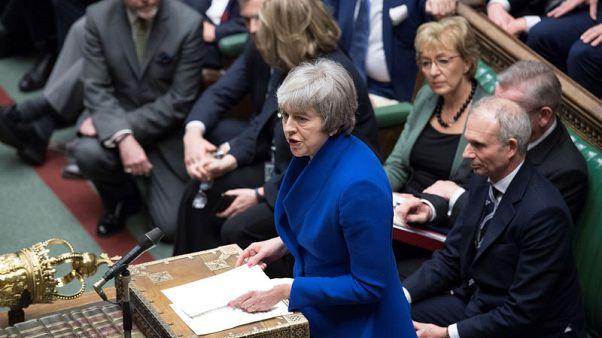 تقرير: ماي لم تغير مطالبها في المحادثات مع زعماء الاتحاد الأوروبي