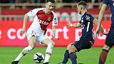 Ligue 1: Monaco attend aussi le réveil de Golovin