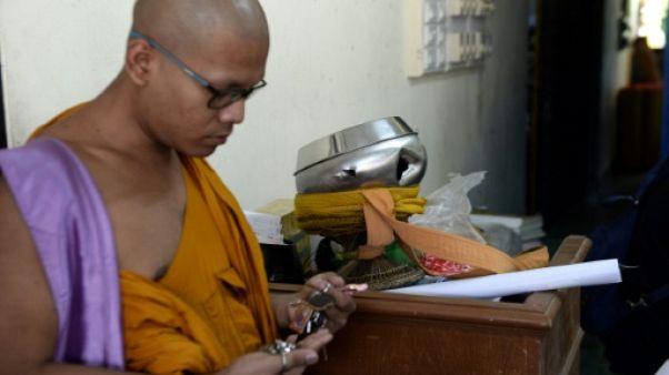 Rébellion dans le sud de la Thaïlande: deux moines tués et deux autres blessés