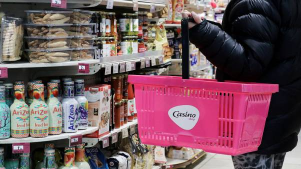 Supermarket retailer Casino to sell six stores to rival Leclerc
