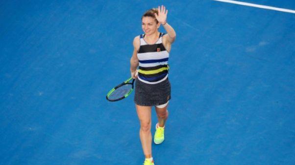 Open d'Australie: Halep écarte Venus et rejoint Serena
