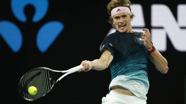 Zverev cruises past Bolt to move into fourth round