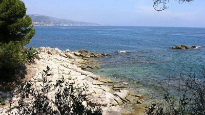 Principe Alberto investe a Ventimiglia