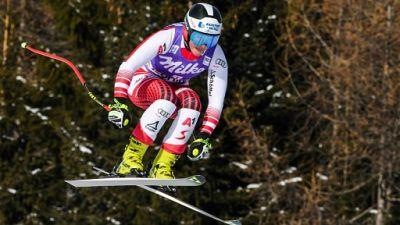 Ski: le doublé pour Siebenhofer à Cortina d'Ampezzo, Vonn progresse