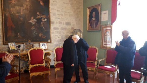 Mons. Giulietti nuovo vescovo di Lucca