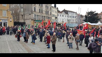 Rievocazione X Mas Gorizia: no scontri