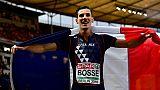 Athlétisme: Bosse devra s'expliquer au tribunal après son altercation en 2017