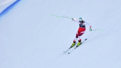 Ski: l'Autrichien Kriechmayr domine la descente de Wengen
