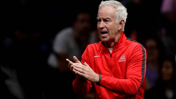 Lack of guidance and vision hurting tennis says McEnroe