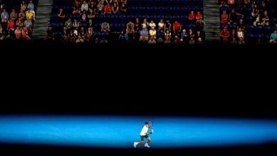 Open d'Australie: premier gros test pour Federer, contre Tsitsipas
