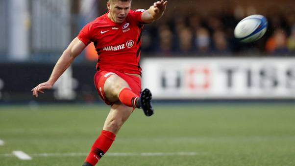 Farrell has thumb surgery but should be fit to face Ireland